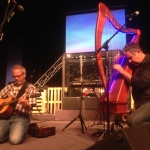 andrew ironside and darrel evans harp